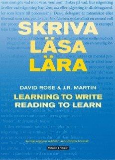 bokomslag Skriva läsa lära - Learning to write Reading to learn