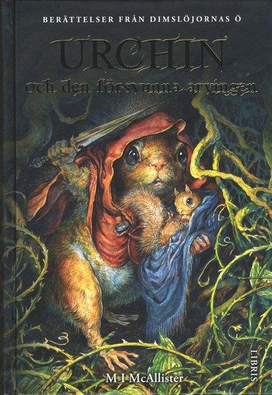 bokomslag Urchin och den försvunna arvingen