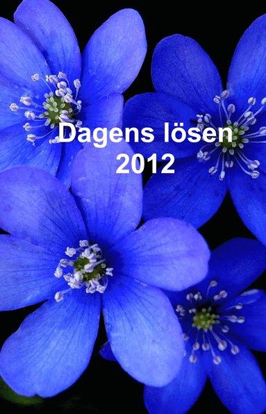 bokomslag Dagens lösen 2012