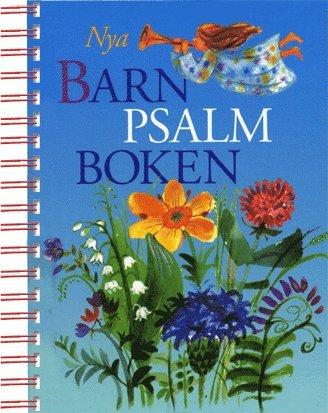 bokomslag Nya Barnpsalmboken