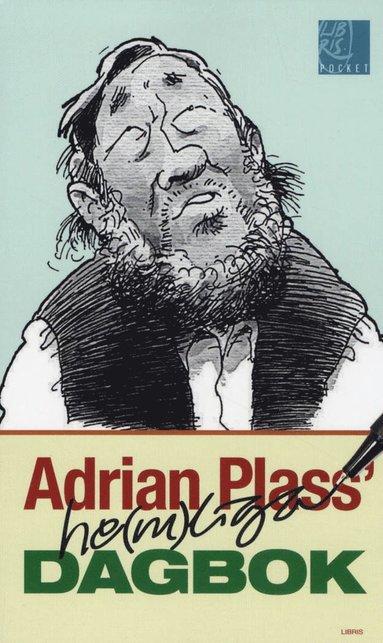 bokomslag Adrian Plass he(m)liga dagbok