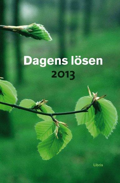 bokomslag Dagens Lösen 2013