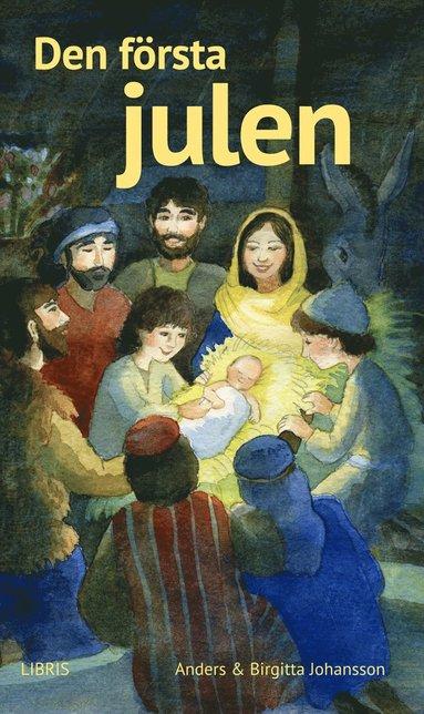 bokomslag Den första julen