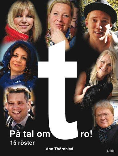 bokomslag På tal om tro, 15 röster