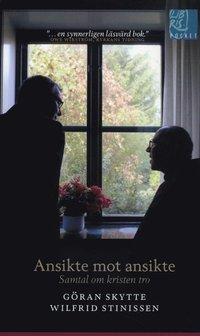 bokomslag Ansikte mot ansikte : samtal om kristen tro