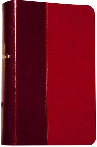 bokomslag Bibeln Duo Soft röd liten