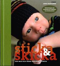 bokomslag Sticka och skicka : var med och värm världens minsta