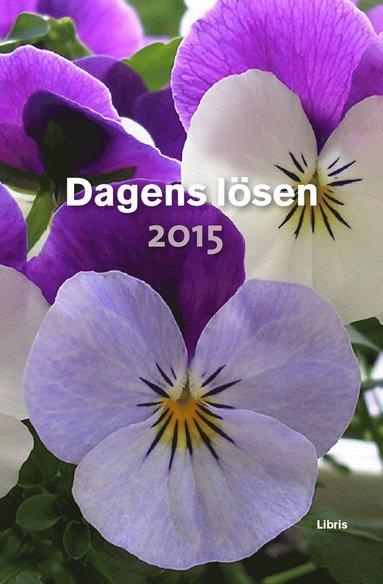 bokomslag Dagens Lösen 2015