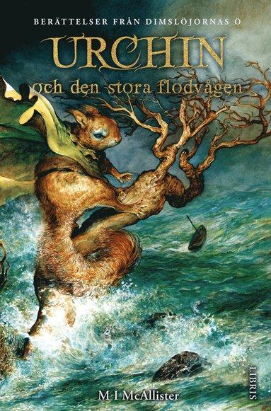 bokomslag Urchin och den stora flodvågen