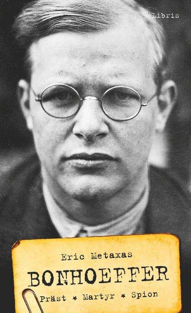 bokomslag Bonhoeffer