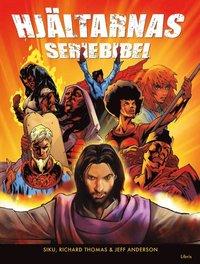 bokomslag Hjältarnas seriebibel