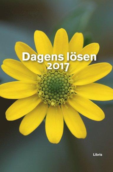 bokomslag Dagens lösen 2017