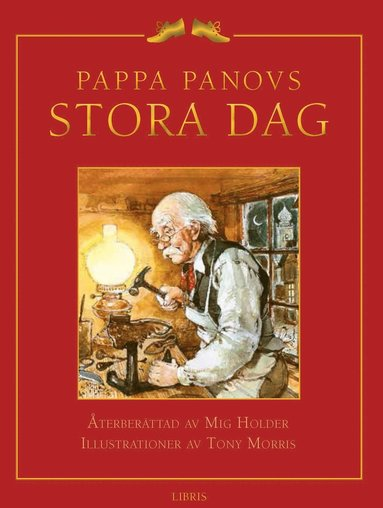 bokomslag Pappa Panovs stora dag