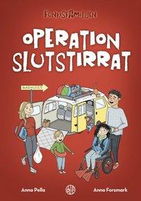 bokomslag Operation slutstirrat