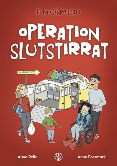 bokomslag Operation slutstirrat