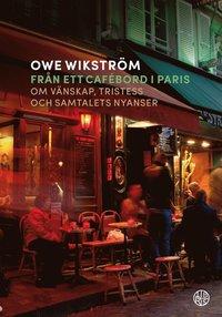 bokomslag Från ett cafébord i Paris