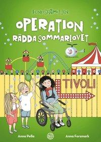 bokomslag Operation rädda sommarlovet