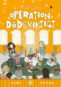 bokomslag Operation dödsviktigt