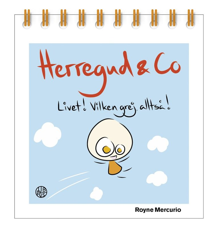 Herregud & Co Bordskalender IV 1
