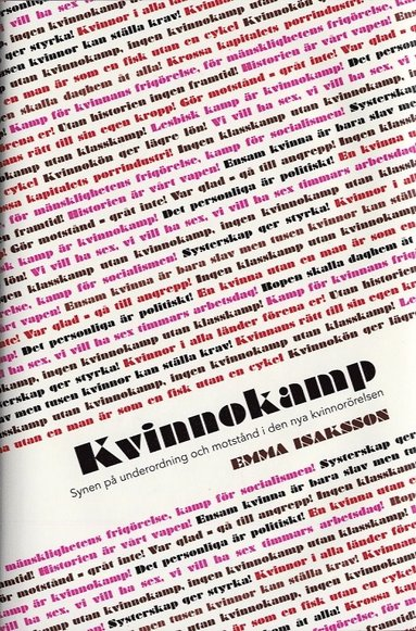 bokomslag Kvinnokamp : Synen på underordning och motstånd i den nya kvinnorörelsen