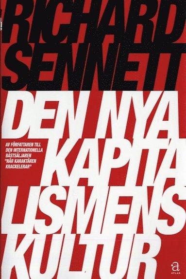 bokomslag Den nya kapitalismens kultur