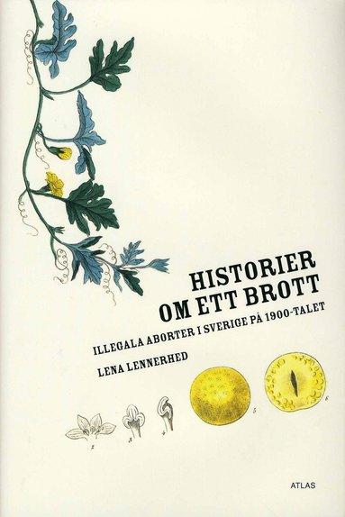 bokomslag Historier om ett brott : illegala aborter i Sverige på 1900-talet