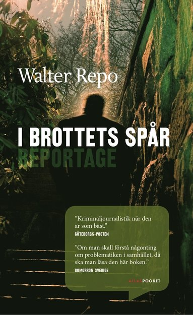 bokomslag I brottets spår : reportage