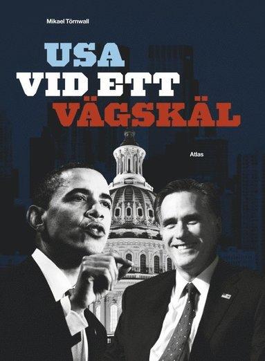 bokomslag USA vid ett vägskäl