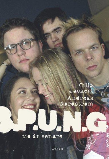 bokomslag Spung : tio år senare