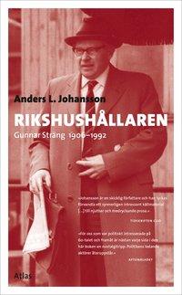 bokomslag Rikshushållaren : Gunnar Sträng 1906-1992