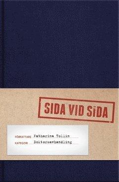bokomslag Sida vid sida : en studie av jämställdhetspolitikens genealogi 1971-2006
