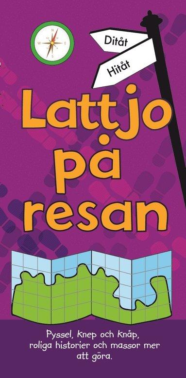 bokomslag Lattjo på resan