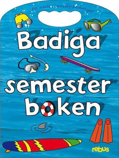 bokomslag Badiga semesterboken