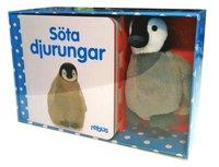bokomslag Min bokbox - pekbok med gosedjur