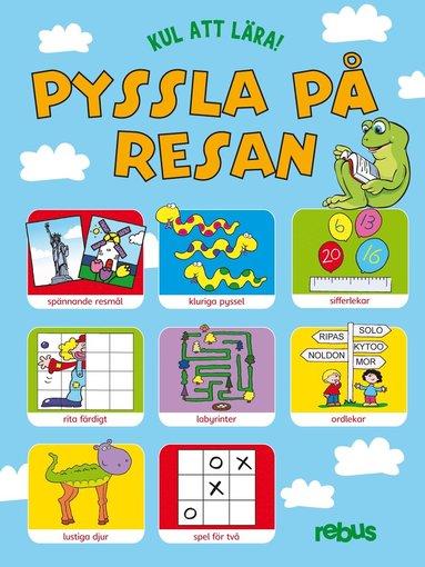 bokomslag Pyssla på resan