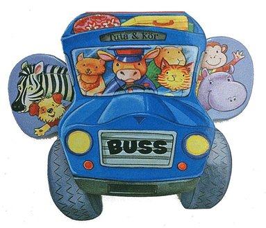 bokomslag Tuta och kör: Buss