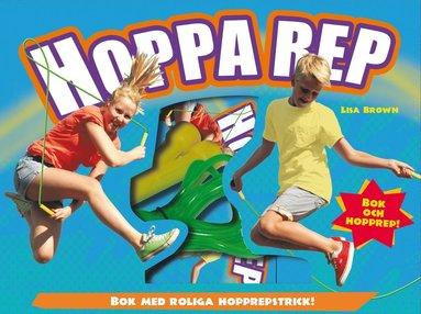 bokomslag Hoppa rep! : bokbox med hopprep