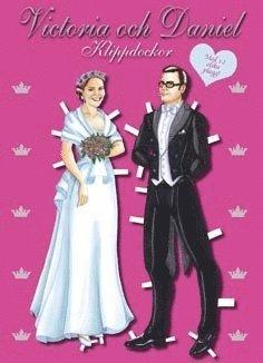 bokomslag Victoria och Daniel-klippdockor