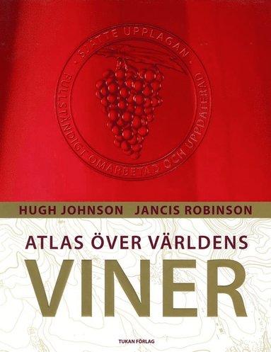 bokomslag Atlas över världens viner