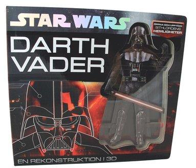 bokomslag Star Wars : Darth Vader en rekonstruktion i 3D