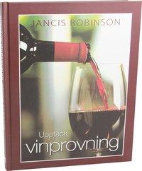 bokomslag Upptäck vinprovning
