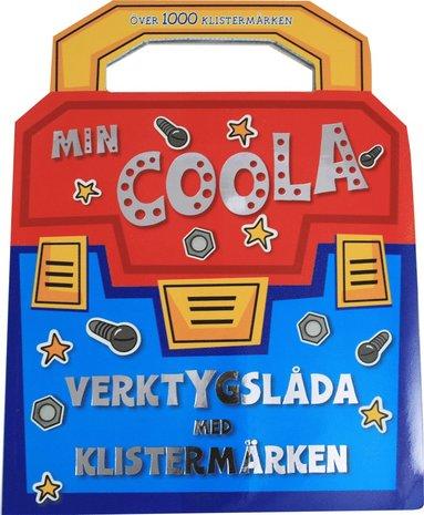 bokomslag Min coola verktygslåda med klistermärken