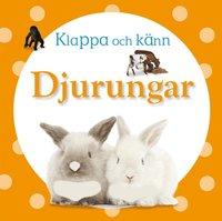 bokomslag Klappa och känn - djurungar