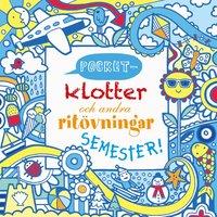 bokomslag Pocketklotter och andra ritövningar - semester