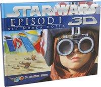bokomslag Star Wars Episod 1. Det mörka hotet 3D