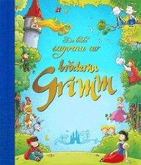 bokomslag De bästa sagorna av bröderna Grimm