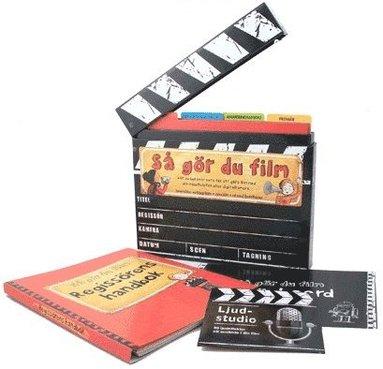 bokomslag Så gör du film : allt du behöver veta för att göra film med din mobiltelefon eller digitalkamera