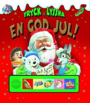 bokomslag En god jul! : tryck och lyssna