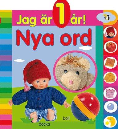 bokomslag Jag är 1 år! Nya ord
