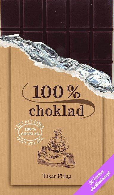 bokomslag 100 % choklad